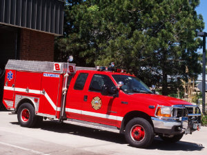 AFF brush truck13