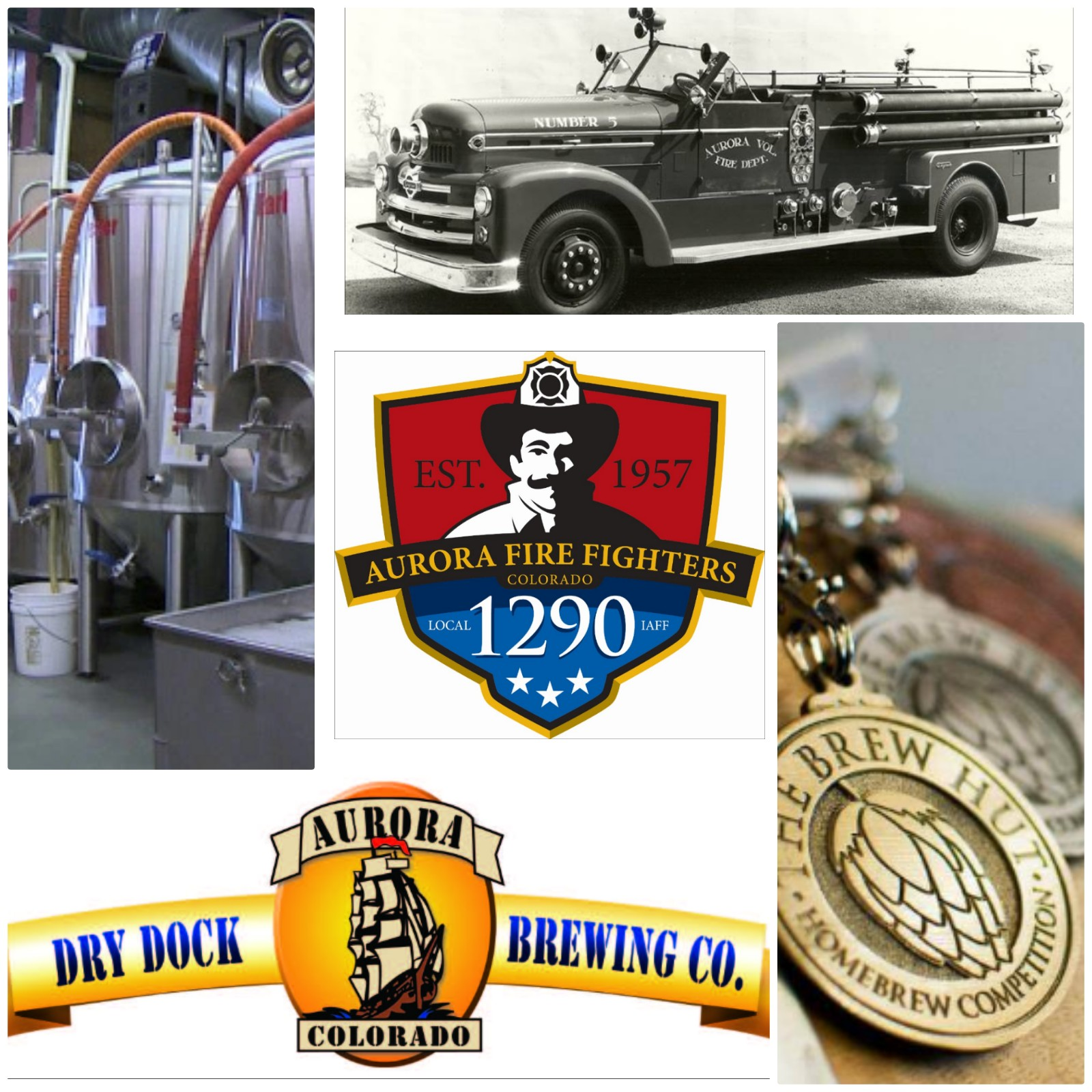 Big John Ale 2018 - Exciting News! - Aurora Firefighters