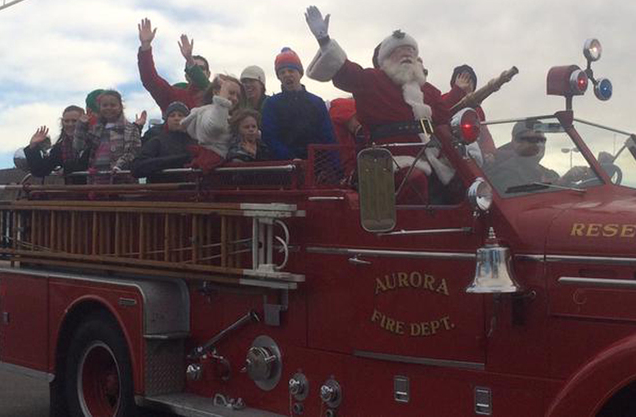 Southlands Holiday Parade - This Sat. Nov. 19th