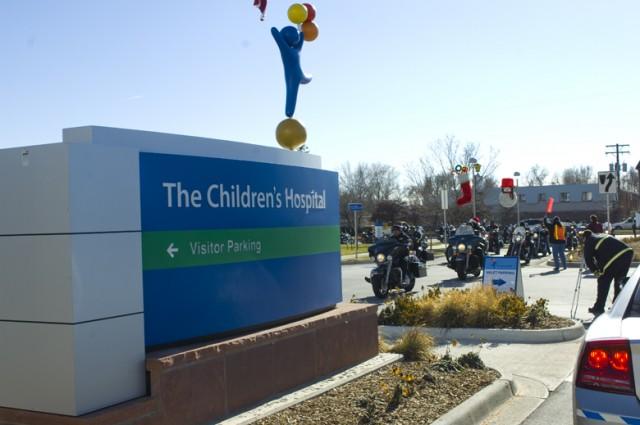 Children's Hospital Toy Run...THIS SUNDAY, SUNDAY, SUNDAY!!!