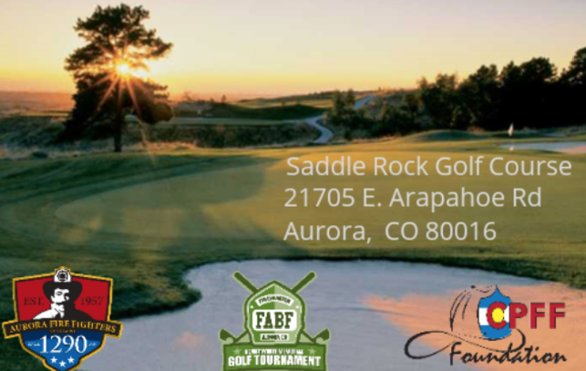 Join us August 27th, Memorial Golf Tournament - Saddle Rock Golf Course