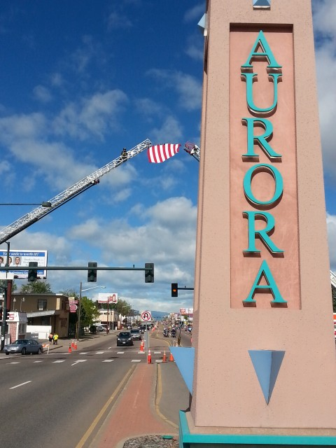 Hiring for Fire Chief - City of Aurora, CO
